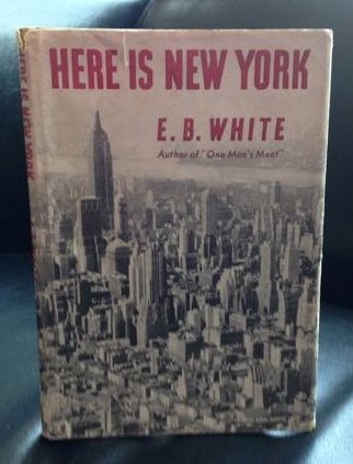 New York is part of the natural world  I love the city  I love  More E  B   White Quotes