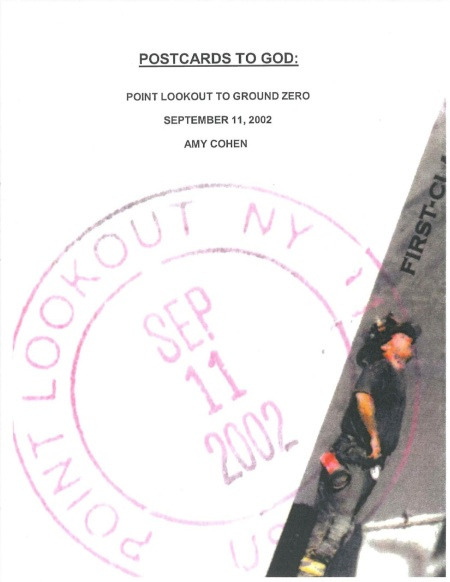 Postcards to God: From Point Lookout to Ground Zero