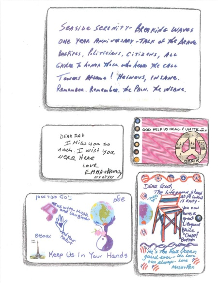 %22POSTCARDS TO GOD%22 26