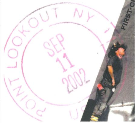 %22POSTCARDS TO GOD%22 postmark stamp