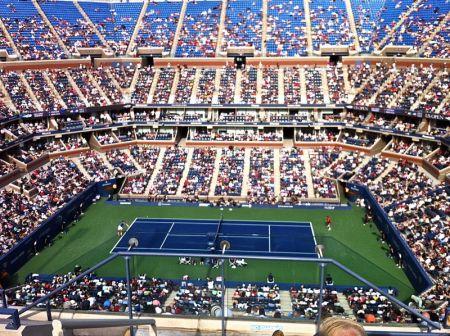 US Open, Ashe