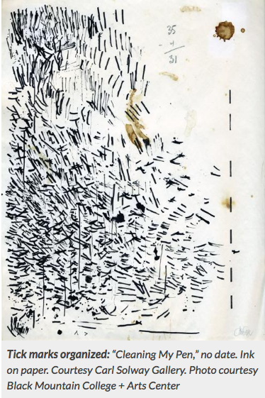 cleaning-my-pen-john-cage